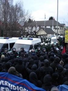 Demo in Kirchheim