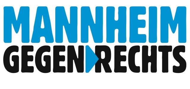 Logo Mannheim gegen rechts