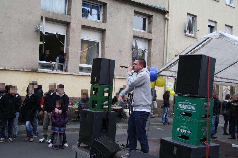 Antirassistisches Straßenfest Mannheim