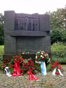 Gedenkveranstaltung zum Widerstand der Lechleitergruppe @ Lechleiterplatz | Mannheim | Baden-Württemberg | Deutschland