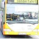 RNV-Sonderbus der Nazis