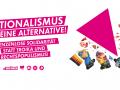 """Nationalistischer EU- und Kommunalwahlkampf In ganz Europa bringen sich derzeit rechte Parteien gegen die Europäische Union und den Euro in Stellung. Sie greifen den allgegenwärtigen Unmut über die europäische Krisenpolitik auf und propagieren die Rückbesinnung auf's Nationale. Nationalismus als Alternative zur autoritären EU-Politik? Vielen Dank, dieses Angebot weisen wir entschieden zurück. Besonders gute Erfolgsaussichten scheint die rechtspopulistische """"Alternative für Deutschland"""" […]"""