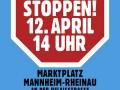 """Nachdem """"Die Rechte"""" nach internen Querelen ihre Demonstration in Worms abgesagt hat, ist die NPD in die Lücke gesprungen und plant ihren Wahlkampfauftakt mit einer Kundgebungstour durch die Städte Mannheim, Ludwigshafen, Worms und Eisenberg. Insbesondere in Worms, aber auch in Mannheim und Ludwigshafen sind Gegenveranstaltungen in Planung."""